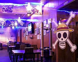 海贼王主题餐厅