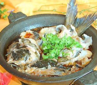 老屋石锅鱼加盟