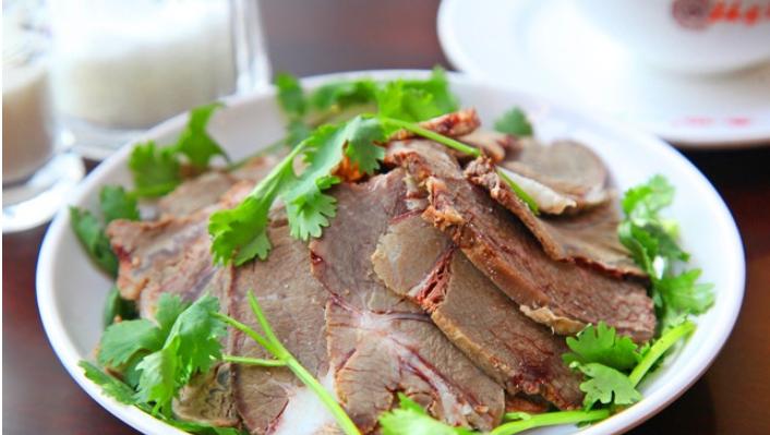 山珍跷脚牛肉加盟