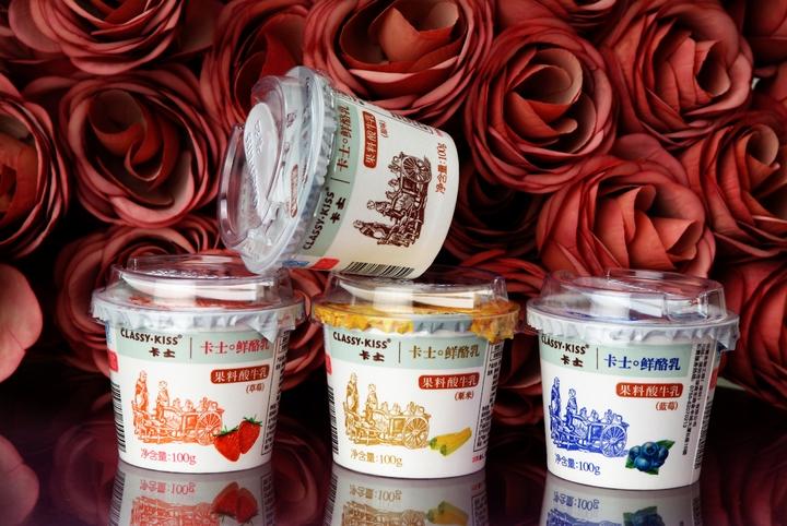 卡士酸奶加盟