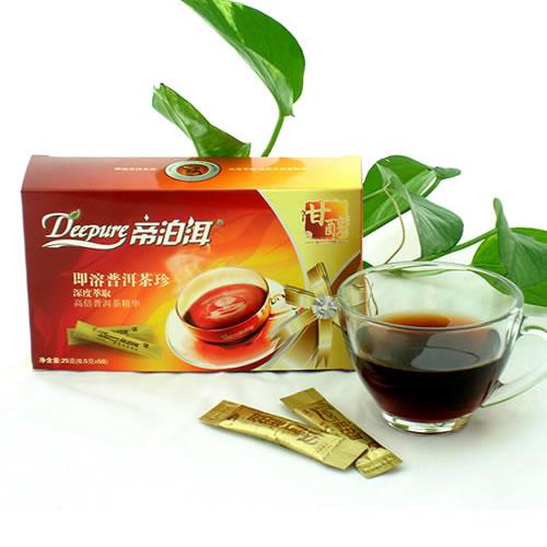 帝泊洱普洱茶