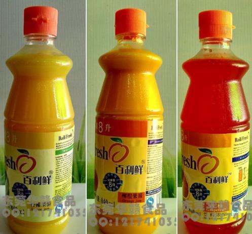 百利鲜果汁加盟
