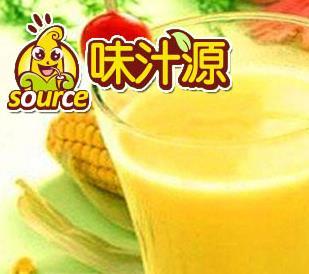 味汁源玉米汁鲜果汁加盟