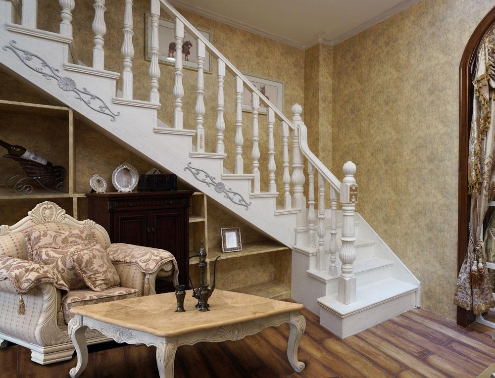 宜家楼梯加盟图片