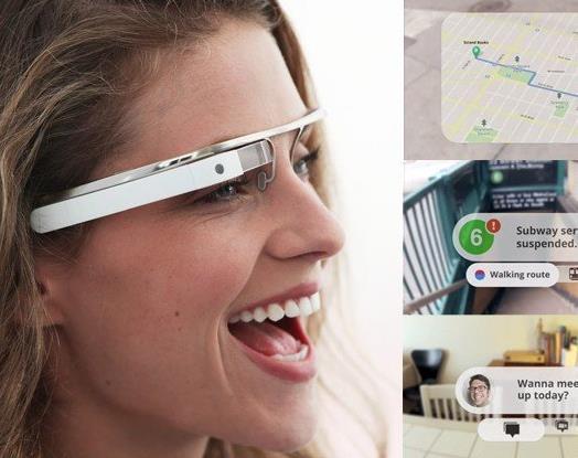 谷歌眼镜加盟