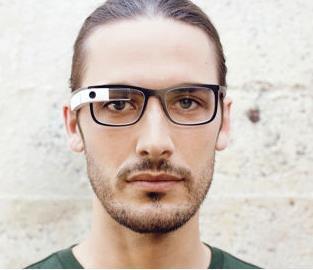 谷歌眼镜加盟图片