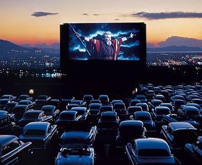 汽车影院加盟图片
