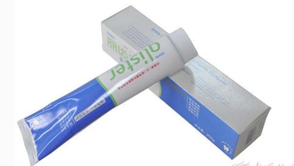 牙膏简笔画步骤
