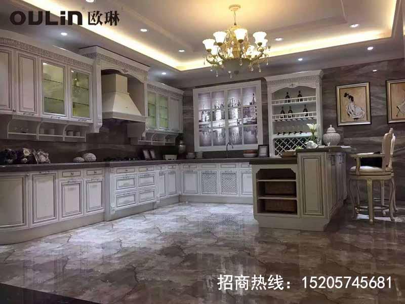 欧琳橱柜,欧琳整体厨房,橱柜品牌招商