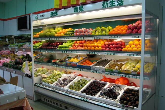 百果园水果超市加盟