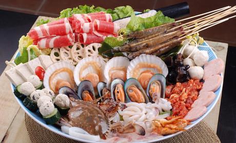 玛雅泰式海鲜火锅