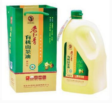 老知青有机山茶油加盟图片