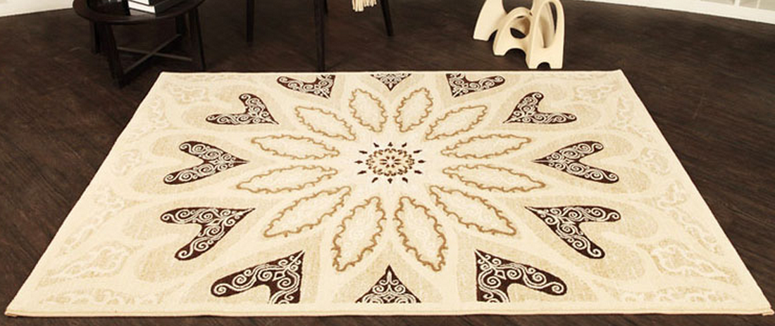 地毯修图的步骤