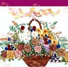 马良工艺丝带绣加盟图片