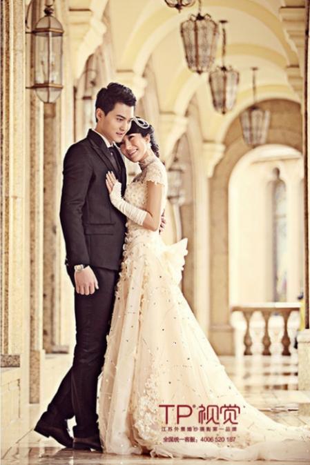 tp视觉婚纱摄影加盟图片
