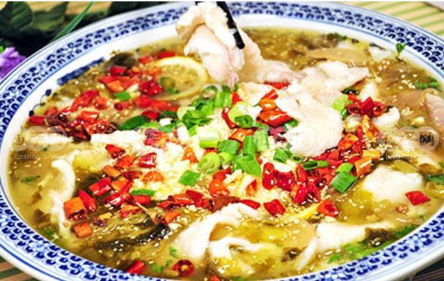 重庆酸菜鱼加盟