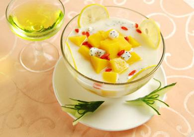 优格冻酸奶加盟