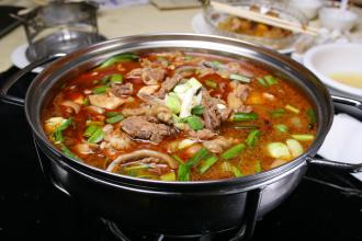 川味狗肉火锅