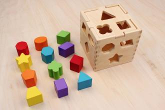 科尔沁儿童智力玩具