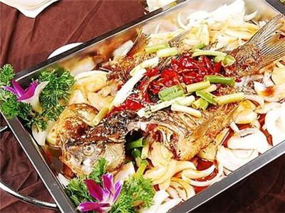 香品苑干锅烤鱼