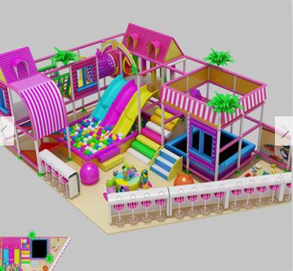 光腚猴儿童乐园加盟图片