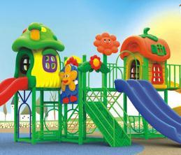好耶儿童乐园加盟图片