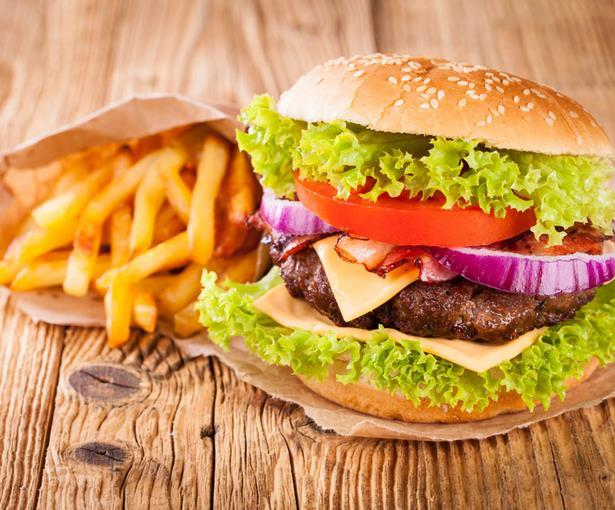 薯条汉堡小吃加盟图片_加盟店装修图_就要加盟网
