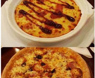 薩莉亞披薩店