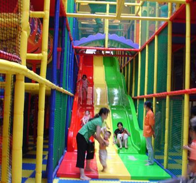卡奇乐儿童乐园加盟图片