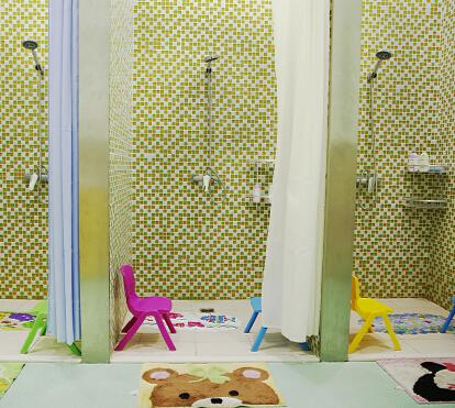 奥申婴幼儿游泳馆加盟图片