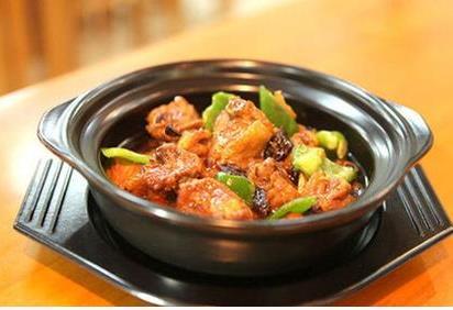 木子林黄焖鸡米饭