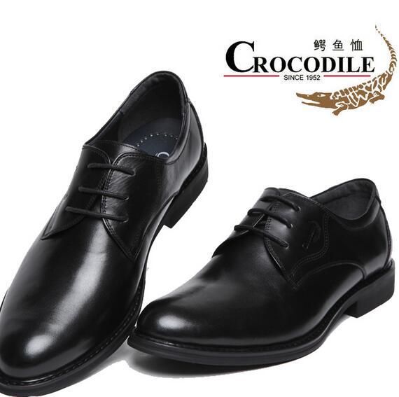 鳄鱼恤男鞋