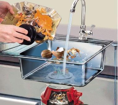 厨房宝垃圾处理器加盟图片