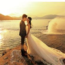 爱度婚纱摄影加盟图片