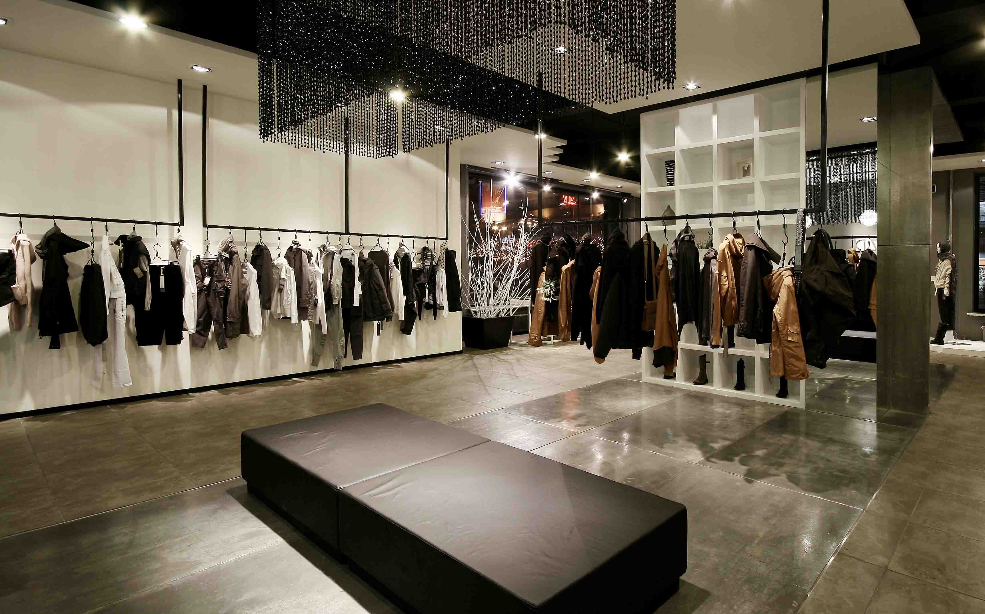 加盟服装店