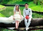 芭莎恋人婚纱摄影加盟图片