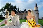 斗鱼婚纱摄影加盟图片