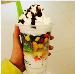 优爱欧冻酸奶