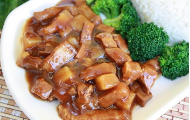 合合吉台湾卤肉饭