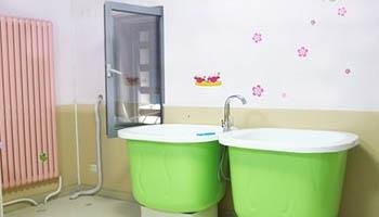 鱼乐贝贝婴儿游泳馆加盟图片