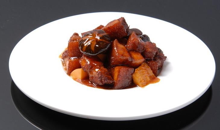 橫水瑞蓮鹵肉