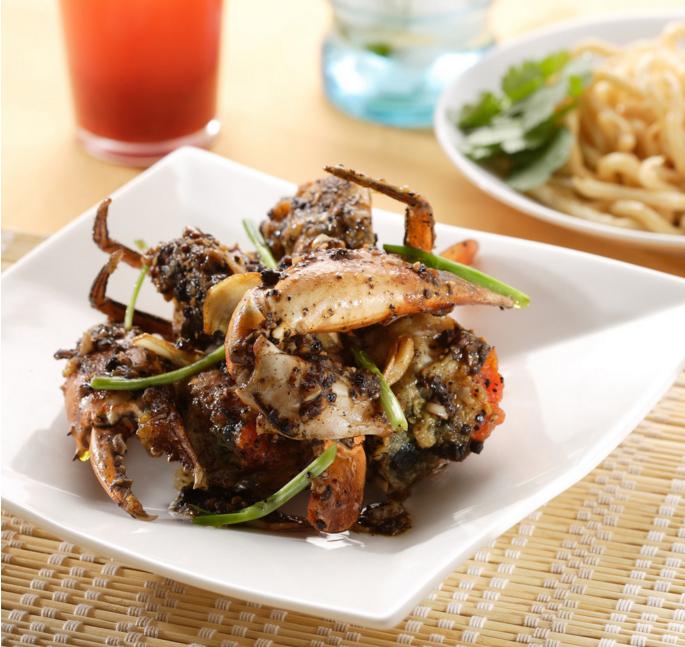 白石洲泰国菜