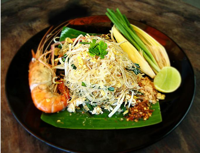 大良泰国菜