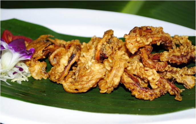 海岸城泰国菜