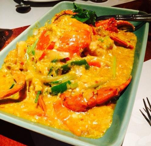 天泰泰國菜
