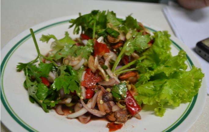 海上世界泰国菜