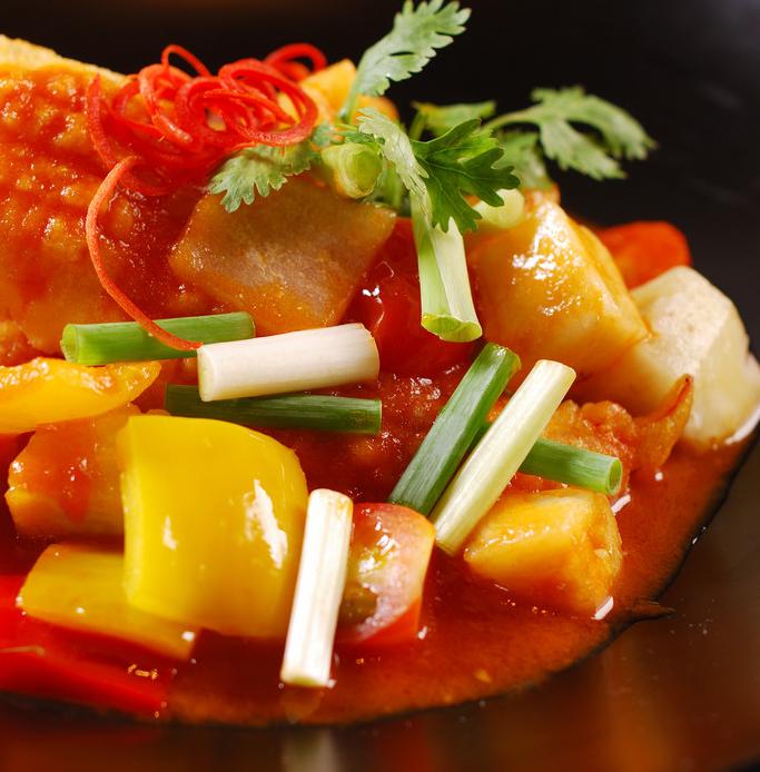 亨利酒店泰国菜