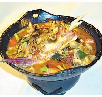 暹罗泰国菜