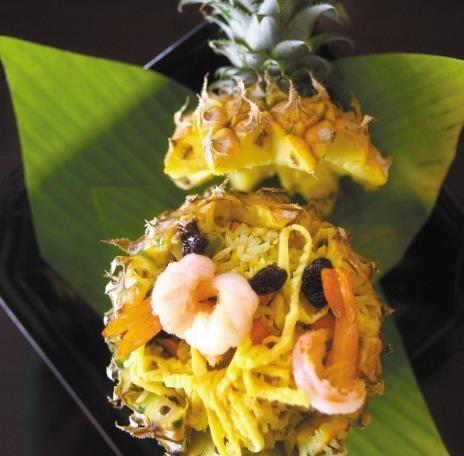 燕尾蝶泰国菜