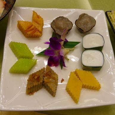 圆融泰国菜